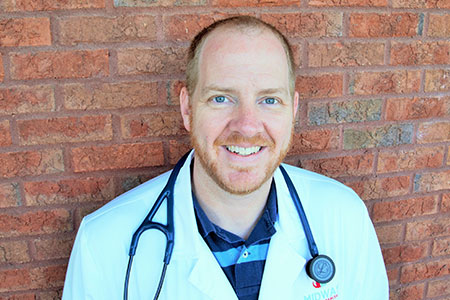 Dr. Charles A. Lobeck - Veterinarian and Co-Owner