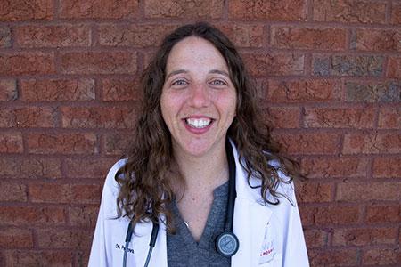 Dr. Meredith Stallings-Pavlovsky - Veterinarian and Co-Owner