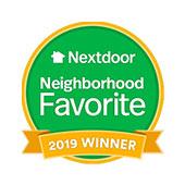 Nextdoor Neighborhood Favorite 2019 Winner